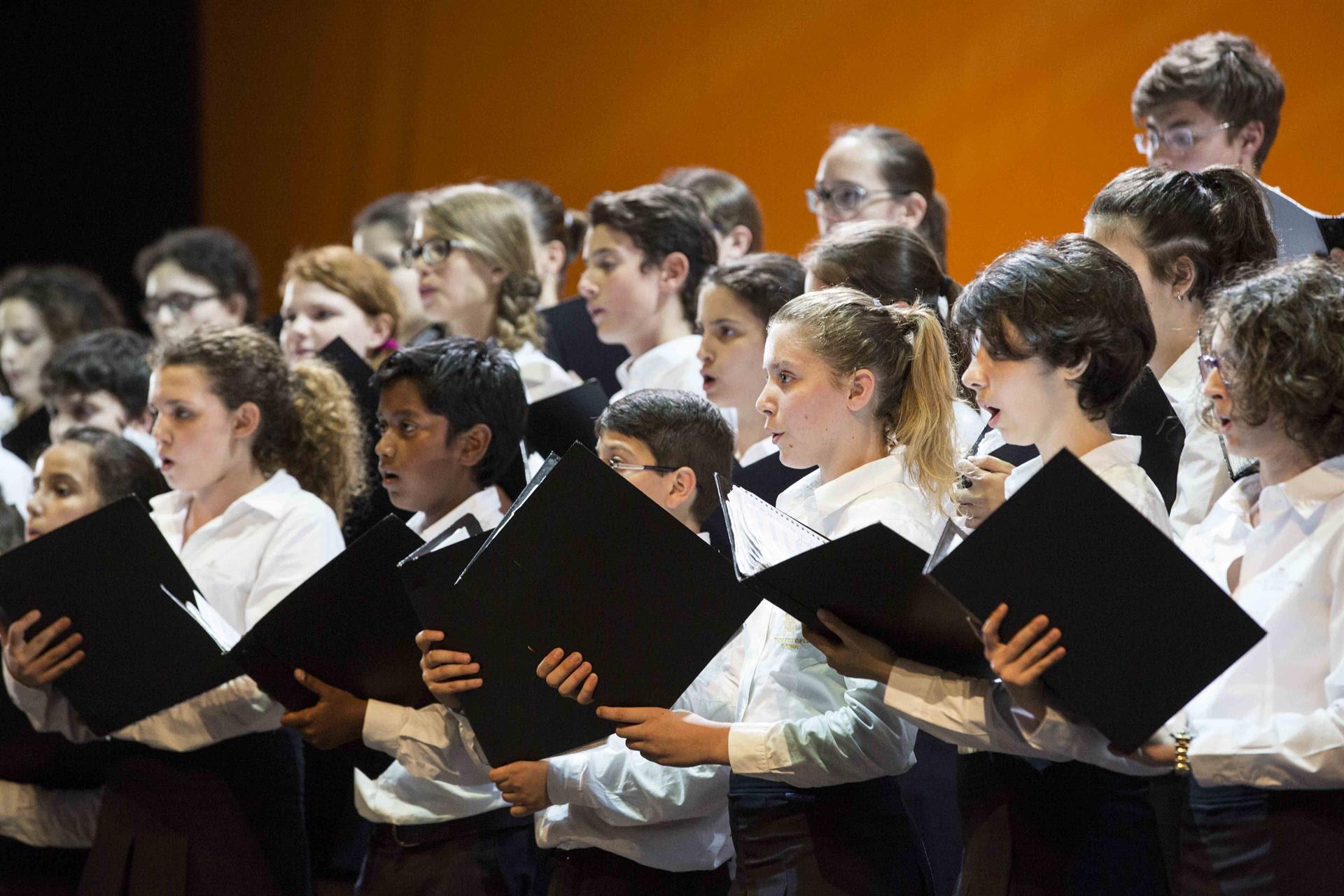 Epifania al Museo di Roma con la Scuola di Canto Corale del Teatro dell'Opera