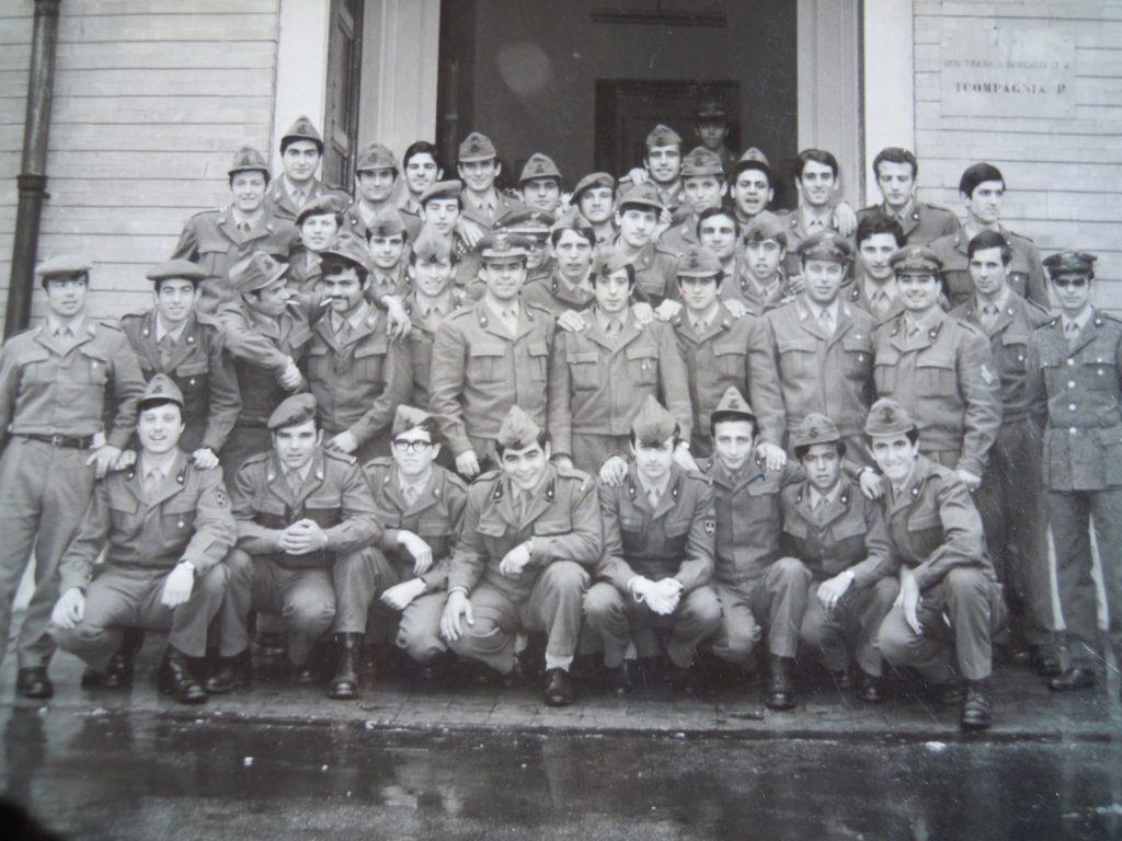 Servizio militare, Battaglione trasmissioni d'armata (Padova 1970)