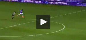 Duvan Zapata come George Weah: video gol dopo coast to coast da urlo