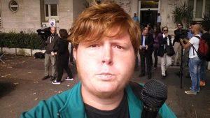 Niki Giusino disturbatore tv condannato