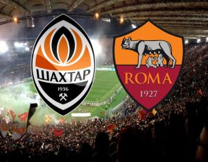 Shakhtar Donetsk-Roma streaming e in chiaro