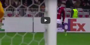 YOUTUBE Mario Balotelli video gol Nizza-Lokomotiv Mosca 2-3: doppietta