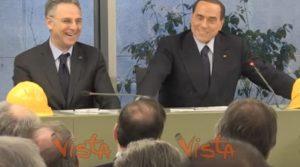 Berlusconi promette: 8 miliardi, 1.000 euro al mese alle mamme