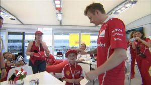 Formula 1 Grid Kids ombrelline