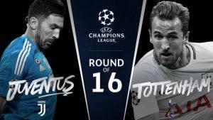 Juventus-Tottenham streaming diretta tv