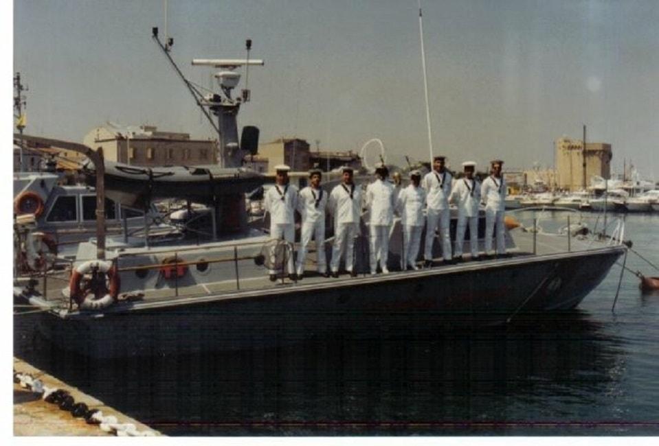 Servizio militare, FOTO dalla Capitaneria di Porto di Porto Torres (1994)