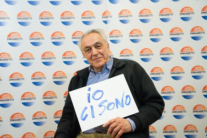 """Regionali Lazio. Picozza, da giornalista a capolista della Civica Zingaretti: """"Resterò me stesso"""""""