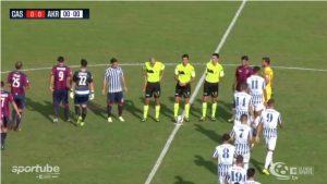 Casertana-Trapani Sportube: diretta live streaming, ecco come vedere la partita