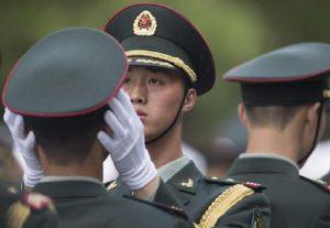 Gibuti, Corno d'Africa. La Cina prepara le basi per la terza guerra mondiale (foto Ansa)