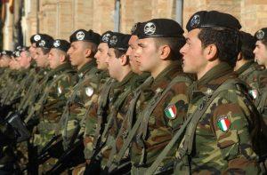 Forze Armate: concorso per 256 Allievi Marescialli