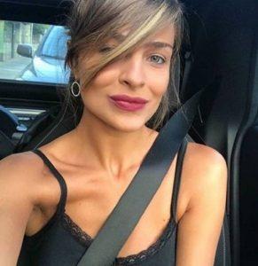 Cristina Chiabotto (foto Instagram)