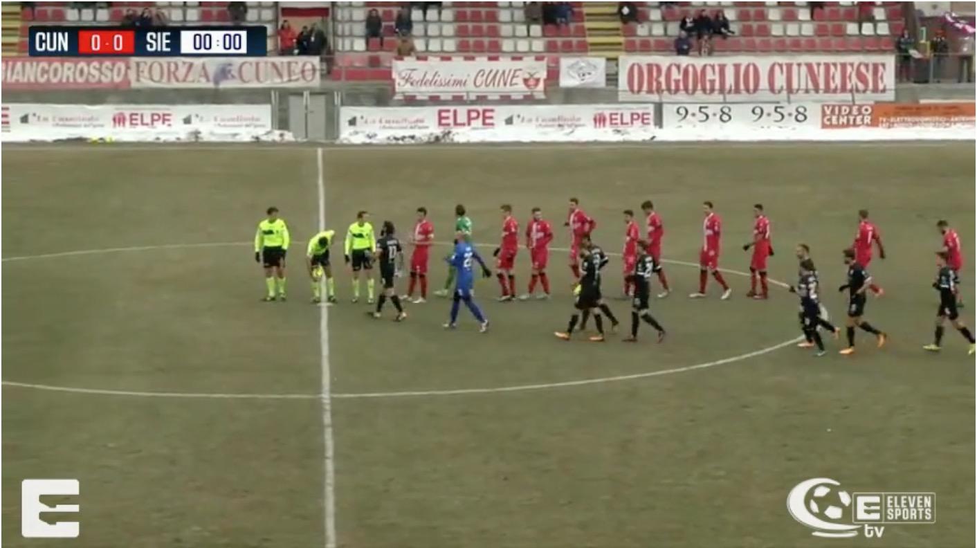 Cuneo-Pistoiese Sportube: diretta live streaming, ecco come vedere la partita