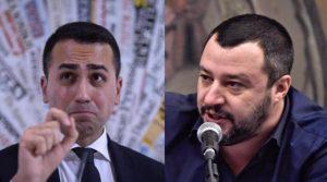 Luigi Di Maio snobba Pietro Grasso e punta al patto con la Lega di Salvini