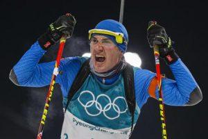 Olimpiadi Pyeongchang 2018, Dominik Windisch bronzo nel biathlon: prima medaglia Italia