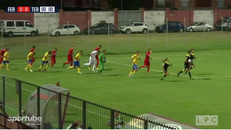 Fermana-Teramo Sportube: diretta live streaming, ecco come vedere la partita
