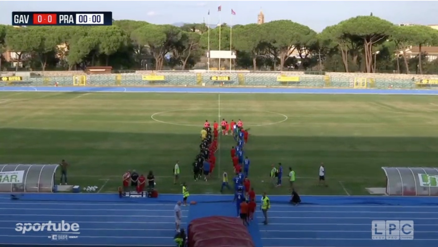 Gavorrano-Piacenza Sportube: diretta live streaming, ecco come vedere la partita