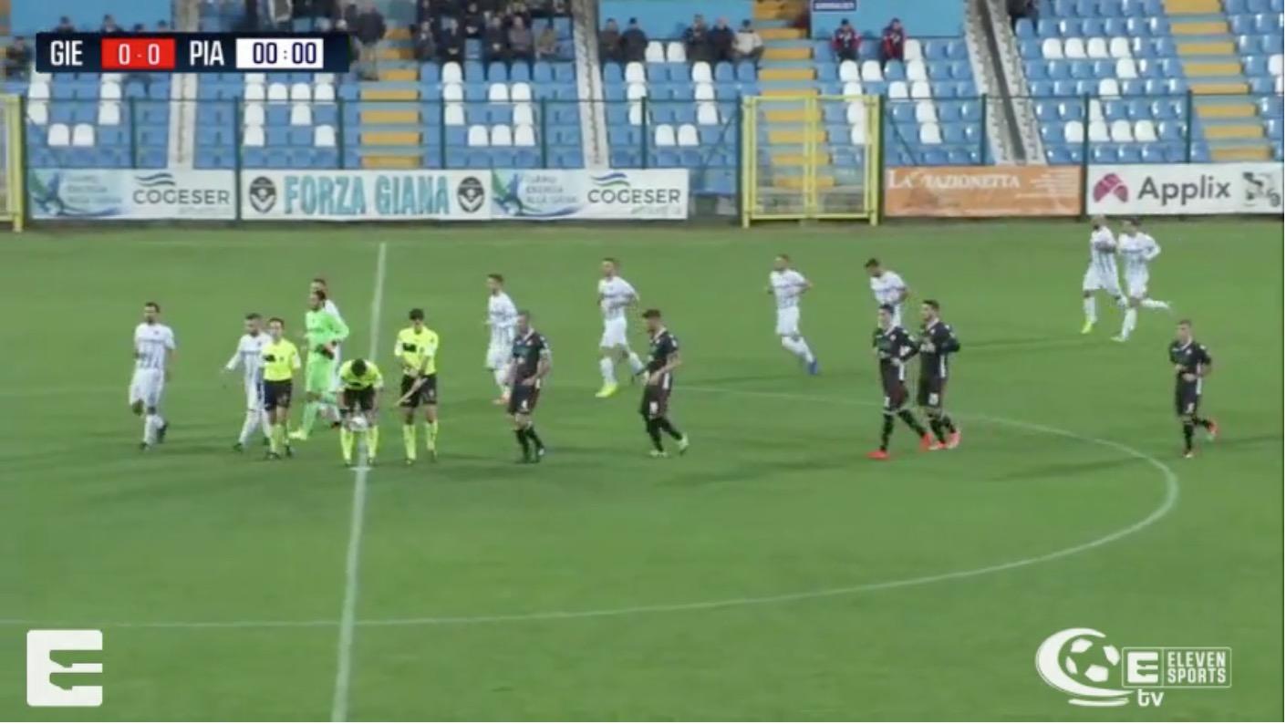 Giana Erminio-Viterbese Sportube: diretta live streaming, ecco come vedere la partita