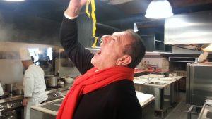 """Gianfranco Vissani: """"Vegani pericolosi, autentiche sette"""""""