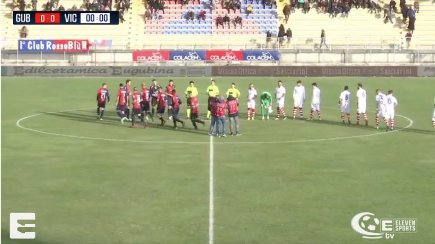Gubbio-Pordenone Sportube: diretta live streaming, ecco come vedere la partita