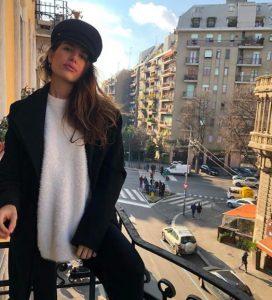 Irene Gonzalez, fidanzata Musacchio (FOTO), manda in tilt Milano