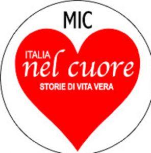 Il simbolo di Italia nel cuore