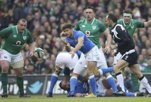 Rugby, Sei Nazioni 2018: flop Italia, disfatta contro Irlanda e tre anni senza vittorie