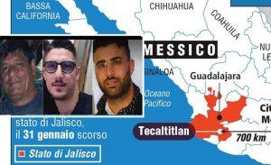 messico italiani scomparsi