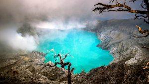 Costa Rica, il lago vulcanico che uccide al primo sguardo: