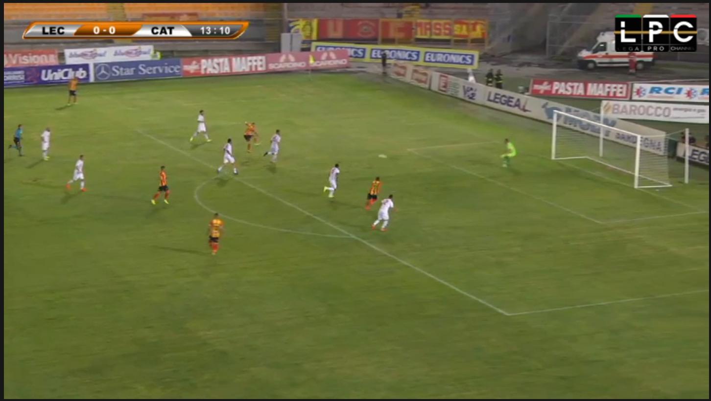 Lecce-Catanzaro Sportube: diretta live streaming, ecco come vedere la partita