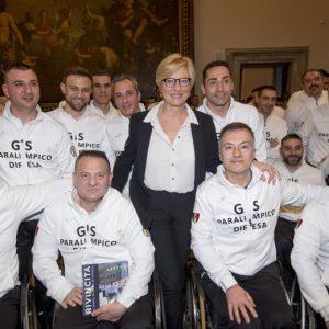 Servire il Paese senza arrendersi mai: le gesta degli atleti paralimpici della Difesa in un libro 03