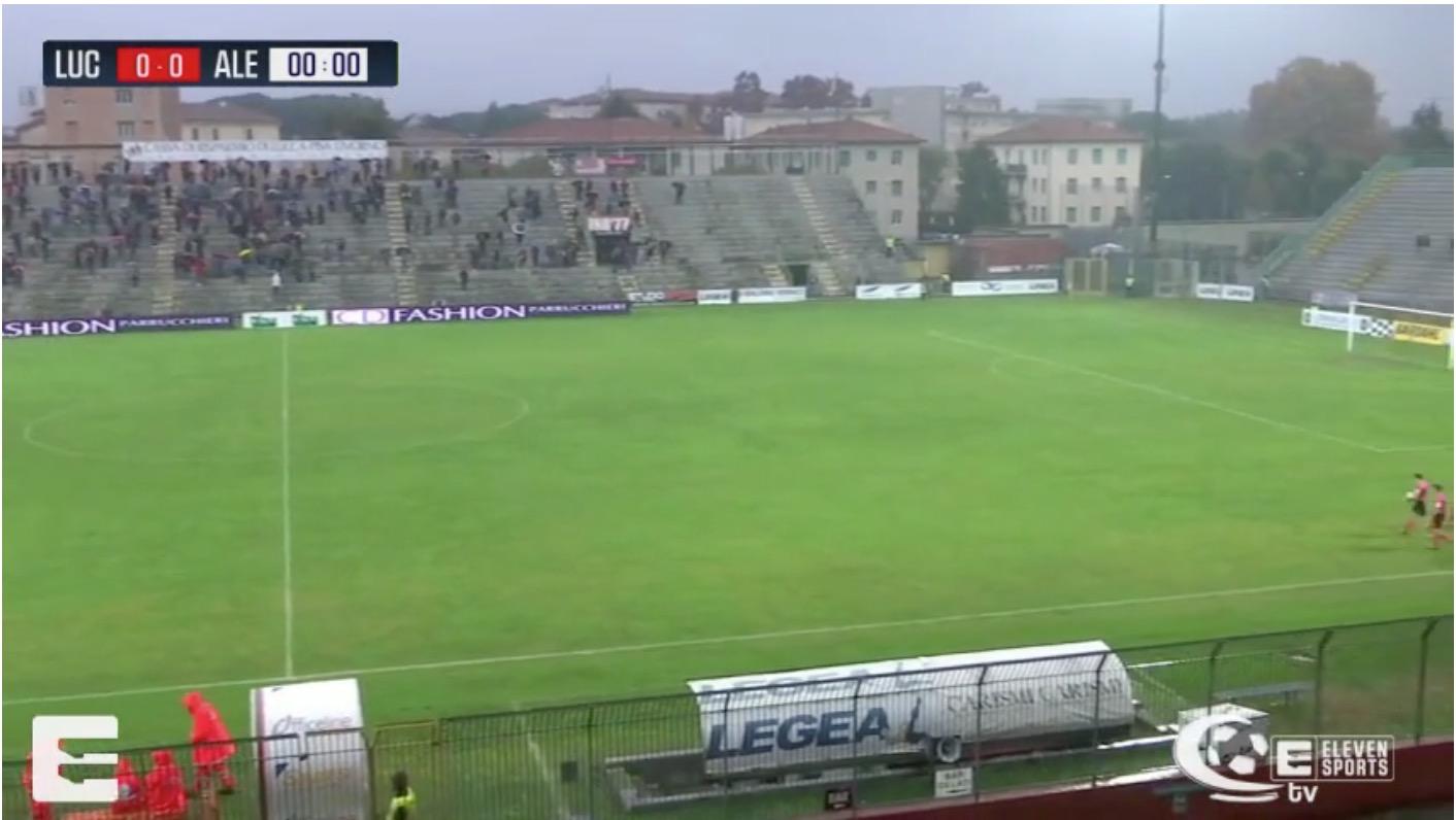 Lucchese-Cuneo Sportube: diretta live streaming, ecco come vedere la partita
