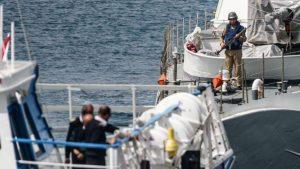 Guardiacoste turca sperona quella greca nel mar Egeo. Ankara-Atene, sale la tensione