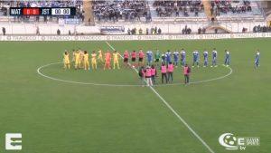 Matera-Siracusa: Ultima tv, Sportube diretta live streaming. Ecco come vedere la partita