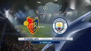 Basilia-Manchester City streaming