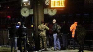 Joey Stucchi: militare muore in servizio a Firenze travolto da un treno