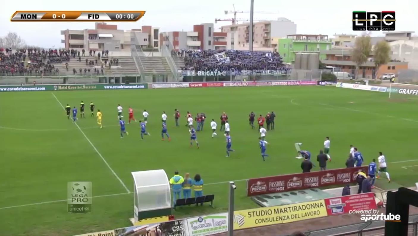 Monopoli-Andria Sportube: diretta live streaming, ecco come vedere la partita