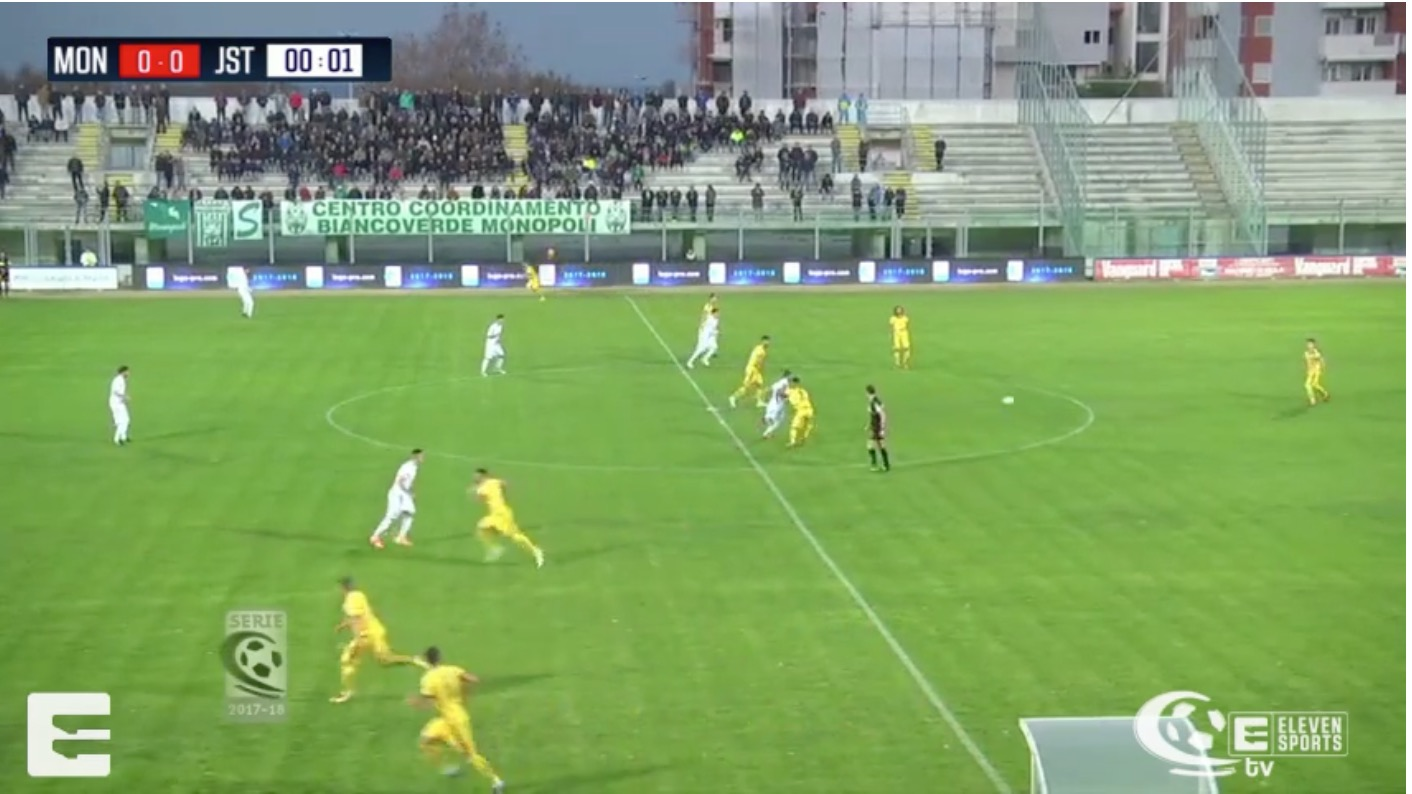 Monopoli-Catania Sportube: diretta live streaming, ecco come vedere la partita