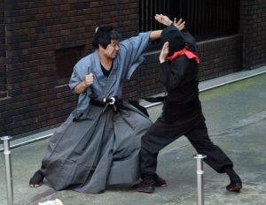 Non è una bufala: una prefettura giapponese cerca ninja moderni
