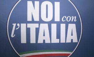 Il simbolo di Noi con l'Italia