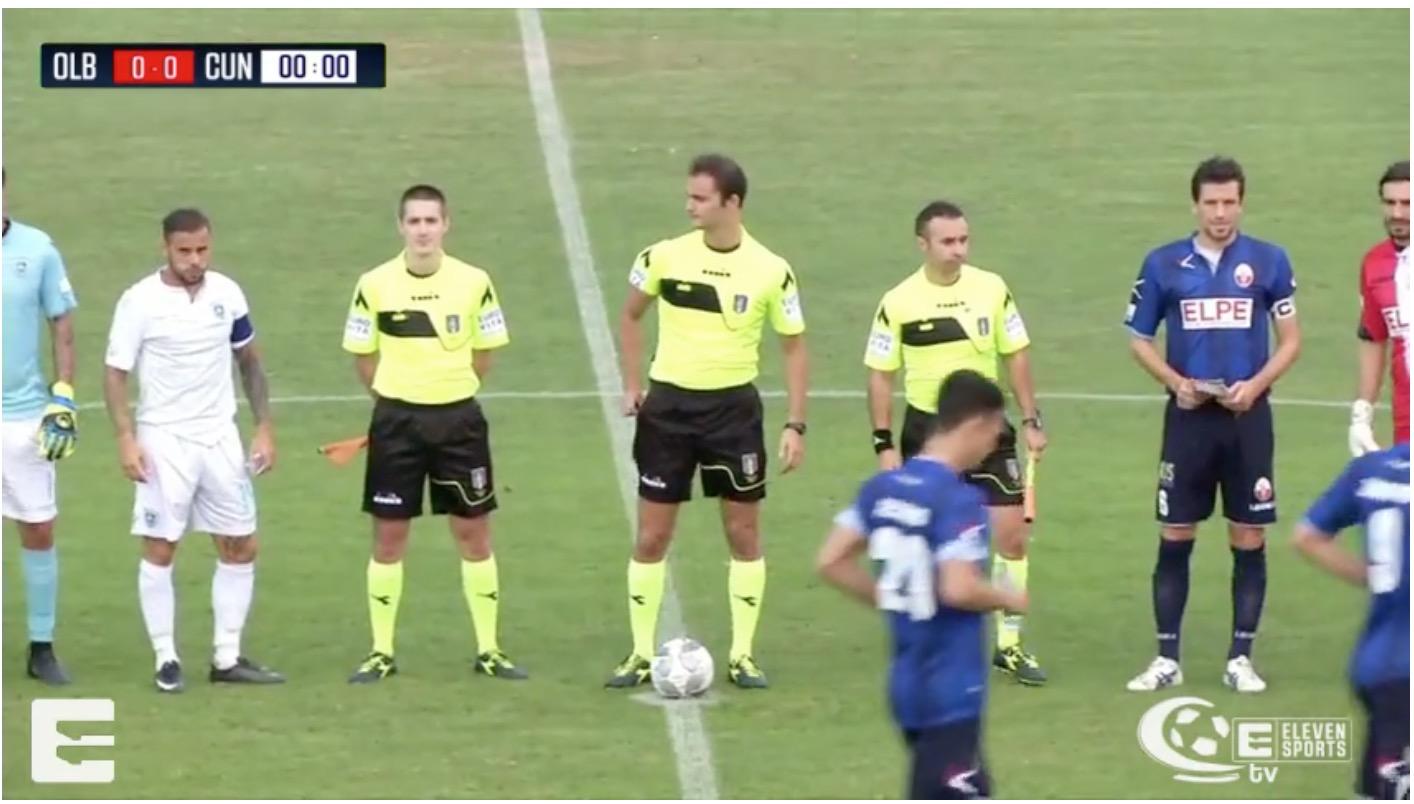 Olbia-Pro Piacenza Sportube: diretta live streaming, ecco come vedere la partita