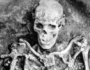 A Sungir, in Russia, sono state scoperte le ricche tombe dei bimbi disabili del Paleolitico