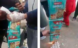 """India, musulmani boicottano pannolini Pampers: """"Sono blasfemi"""""""