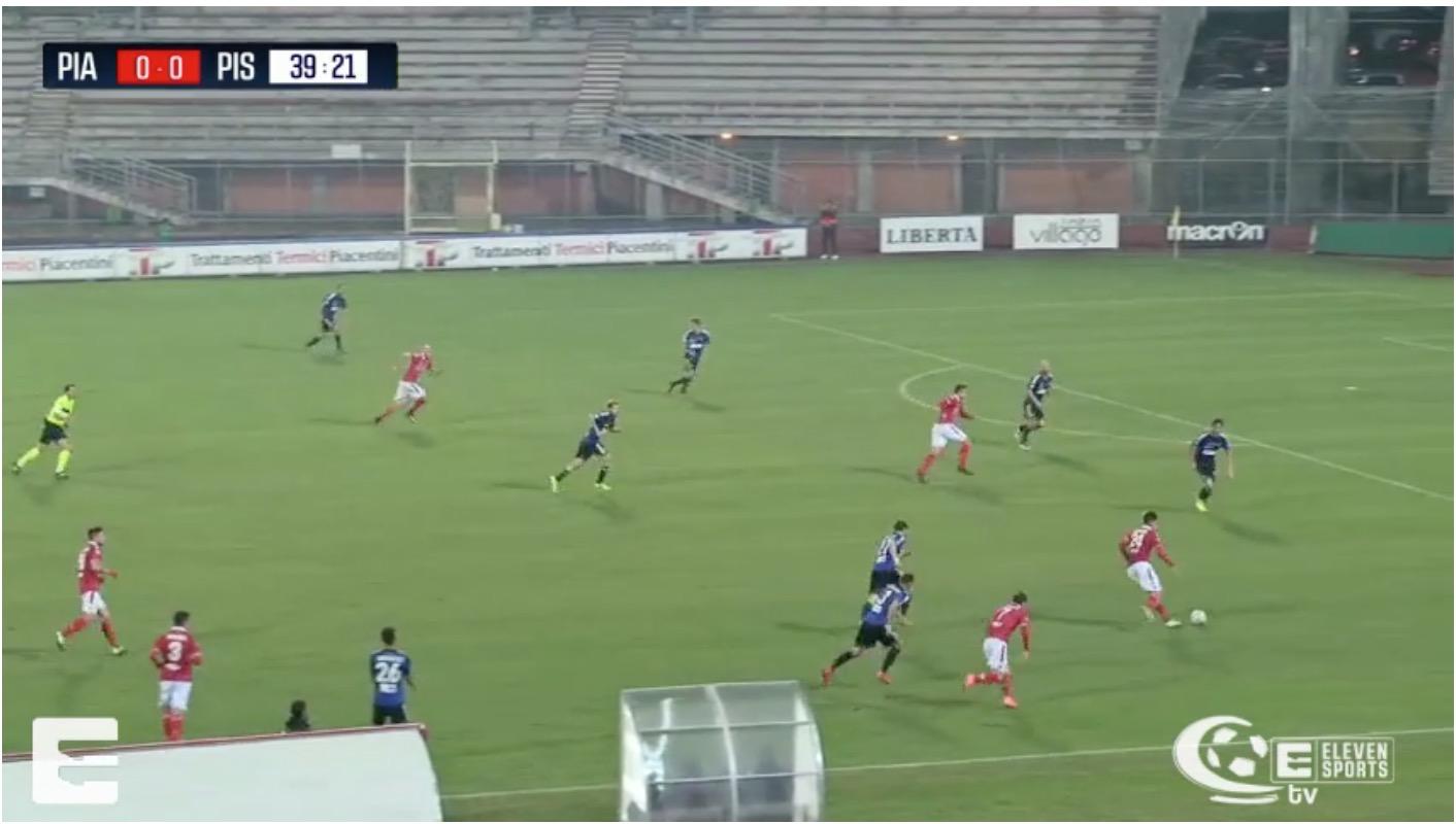Piacenza-Lucchese Sportube: diretta live streaming, ecco come vedere la partita