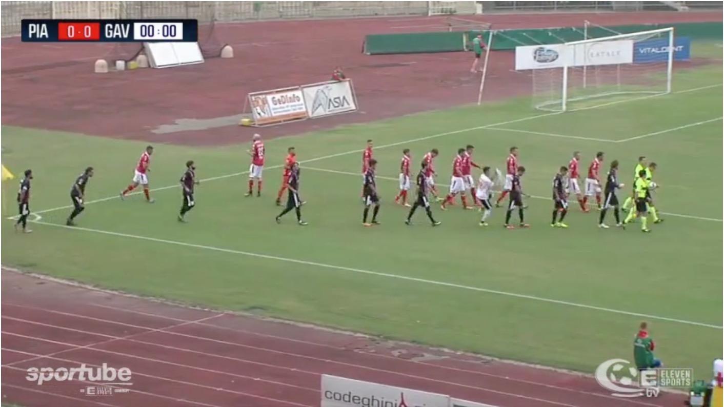 Piacenza-Pontedera Sportube: diretta live streaming, ecco come vedere la partita