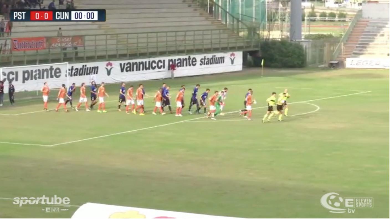 Pistoiese-Giana Erminio Sportube: diretta live streaming, ecco come vedere la partita