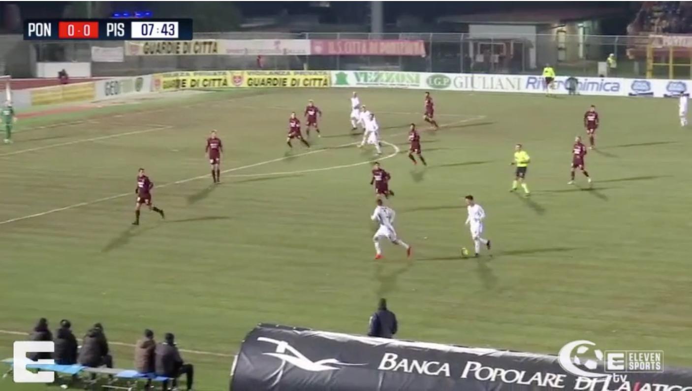 Pontedera-Olbia Sportube: diretta live streaming, ecco come vedere la partita