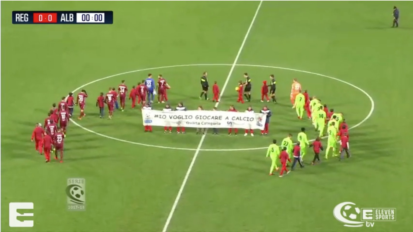 Reggiana-Renate Sportube: diretta live streaming, ecco come vedere la partita