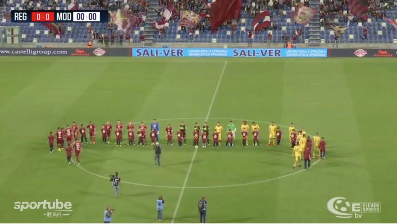 Reggiana-Santarcangelo Sportube: diretta live streaming, ecco come vedere la partita