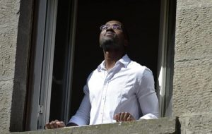 Rudy Guede (foto Ansa)
