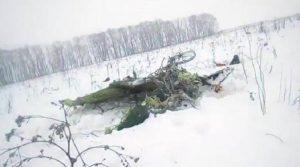 Russia: aereo caduto vicino Mosca, 71 passeggeri tutti morti. Putin teme terrorismo